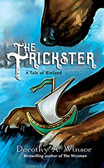 The Trickster is a YA novel